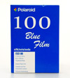 Polaroid® film 100 Blue