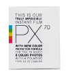 Film Polaroid PX 70 Color Protection